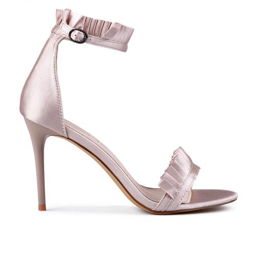 Дамски сандали на висок ток 0133668