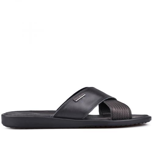 Мъжки сандали черни 0132601
