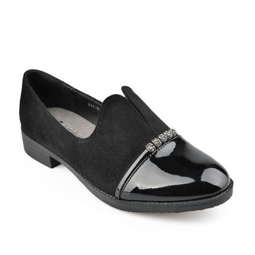 дамски ежедневни обувки черни 0137825