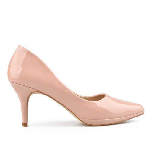 дамски елегантни обувки розови 0137701