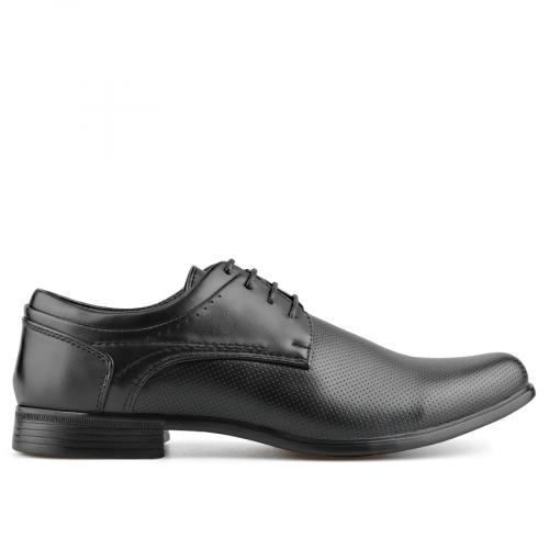 мъжки елегантни обувки черни 0136993