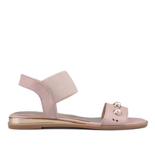 дамски ежедневни сандали розови 0132047
