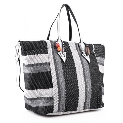 дамска ежедневна чанта черна 0134299