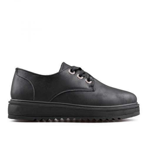 Дамски ежедневни обувки с връзки 0134475