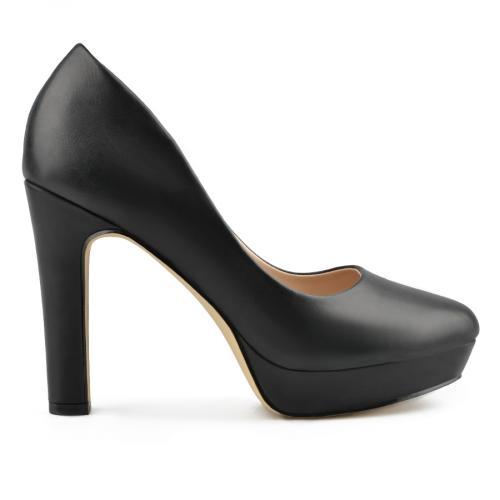 дамски елегантни обувки черни 0137720