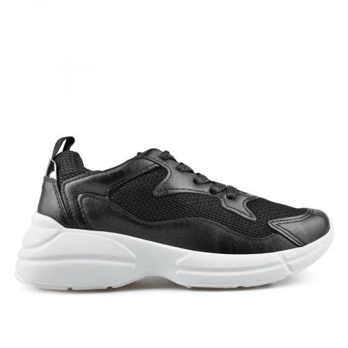 дамски ежедневни обувки черни 0136857