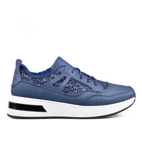 дамски ежедневни обувки сини 0135585
