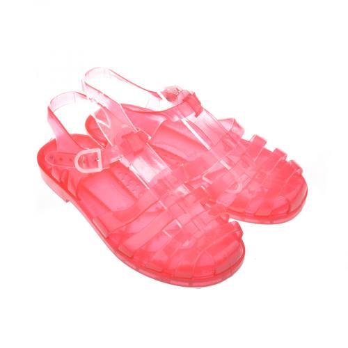 детски сандали червени 0114512
