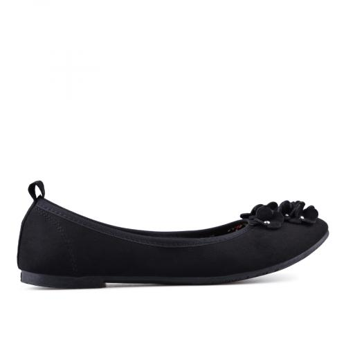 дамски ежедневни обувки черни 0133356