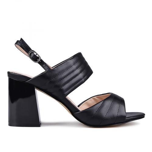 Дамски сандали на висок ток 0133653