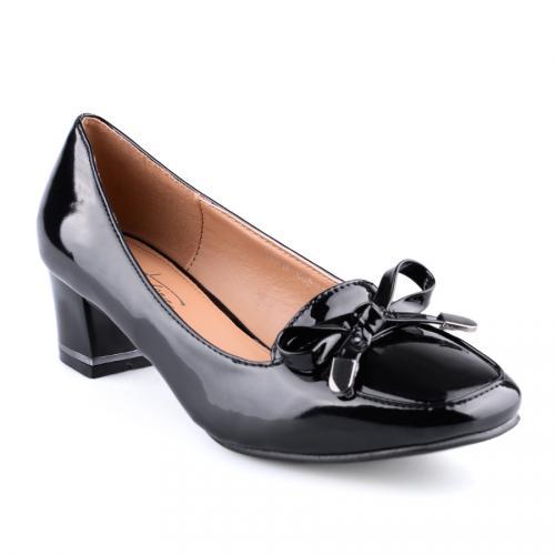 Дамски обувки на среден ток 0126105
