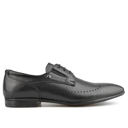 мъжки елегантни обувки черни 0138282