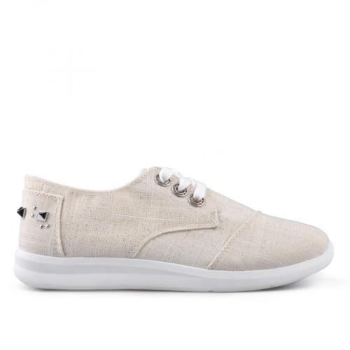 дамски ежедневни обувки бежови 0133319