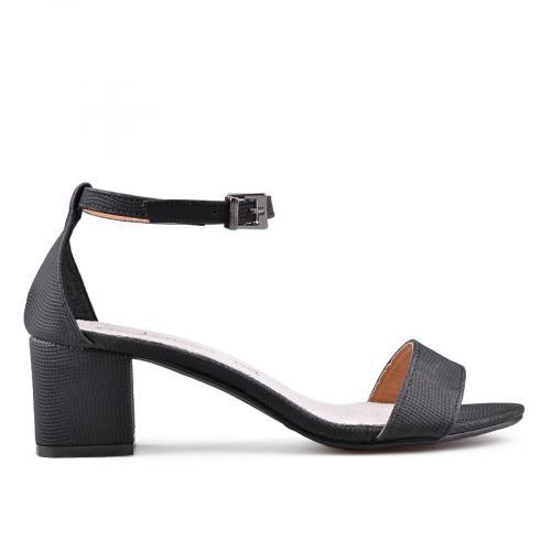 Дамски сандали на висок ток 0134542
