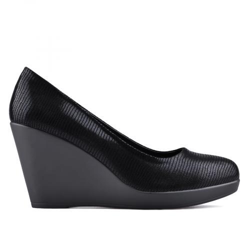 Дамски обувки с платформи 0129569
