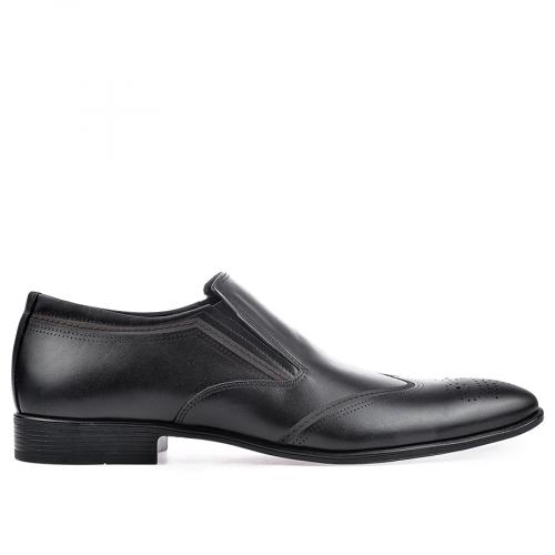 мъжки елегантни обувки черни 0130733