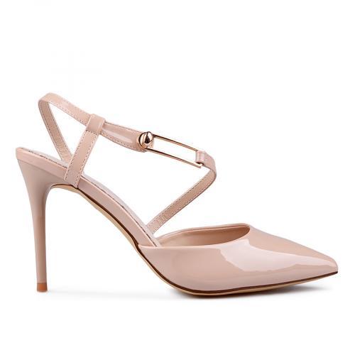 Дамски сандали на висок ток 0133673