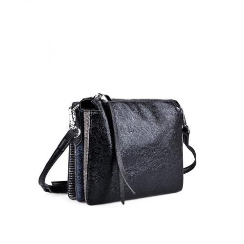 дамска ежедневна чанта черна 0138189