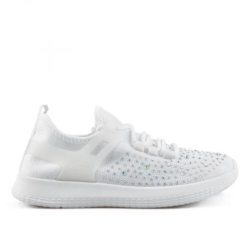 дамски ежедневни обувки бели 0136841