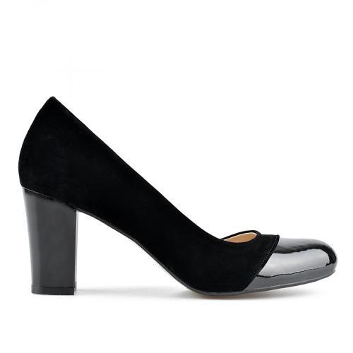 дамски елегантни обувки черни 0138344