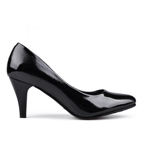 дамски елегантни обувки черни 0133119