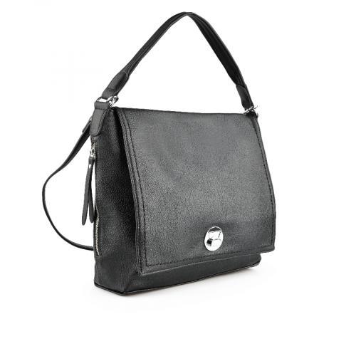дамска ежедневна чанта черна 0137975