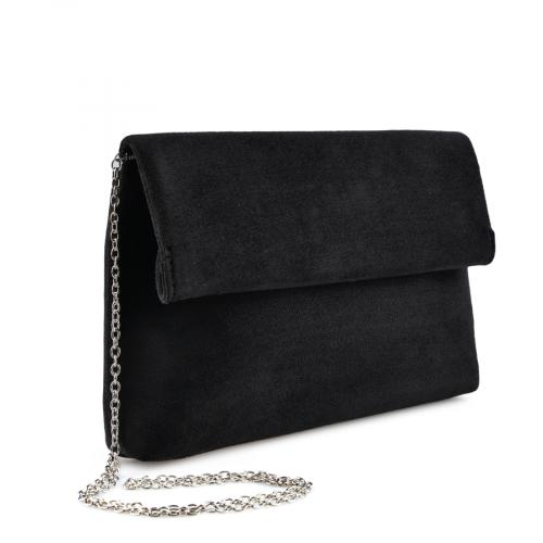 дамска  елегантна чанта черна 0136773