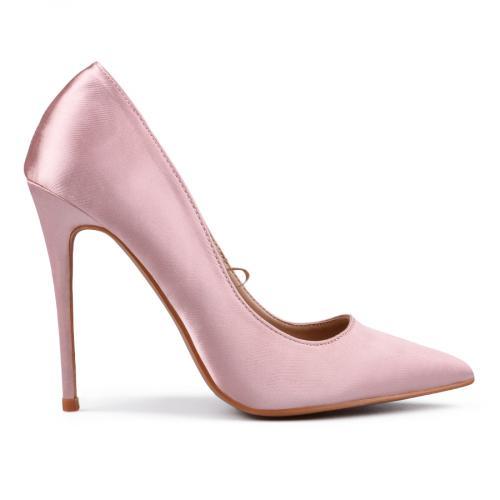 дамски елегантни обувки розови 0133836