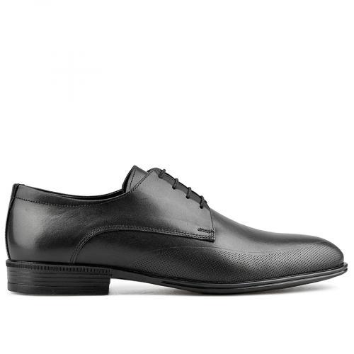мъжки елегантни обувки черни 0138284