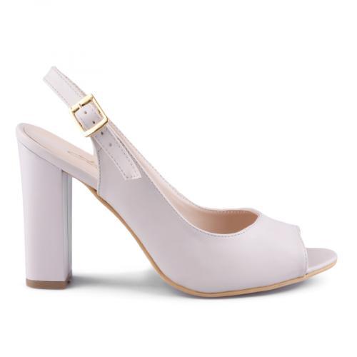 дамски сандали бежови 0127681