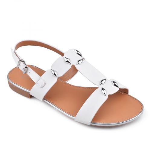 дамски ежедневни обувки бели 0134471