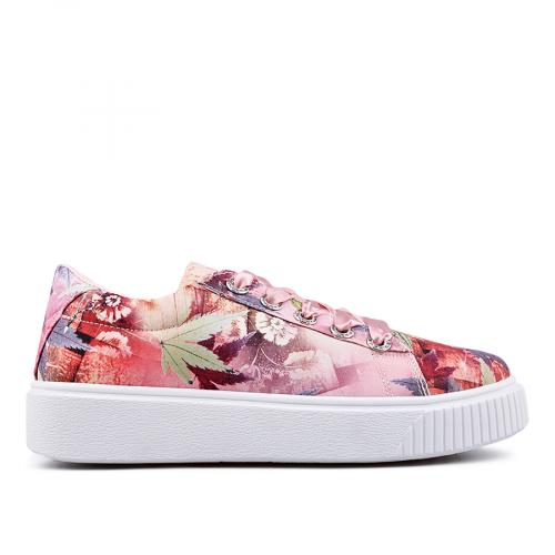 Дамски ежедневни обувки без връзки 0132868
