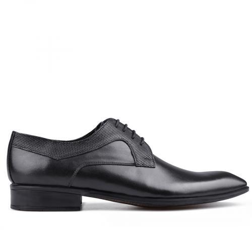 мъжки елегантни обувки черни 0134913