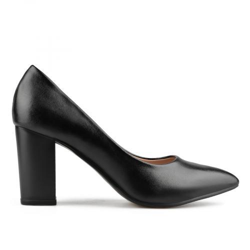 дамски елегантни обувки черни 0138116