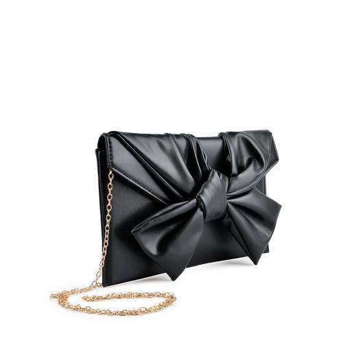 дамска  елегантна чанта черна 0136767