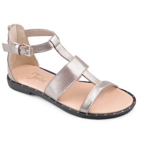 b0c6d08c8d5 Дамски ежедневни сандали и чехли от естествена кожа