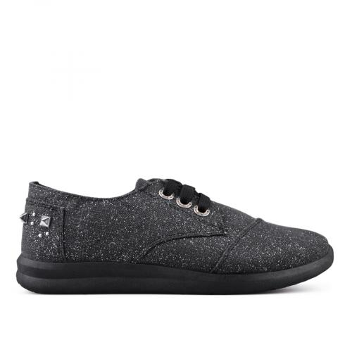 дамски ежедневни обувки черни 0133318