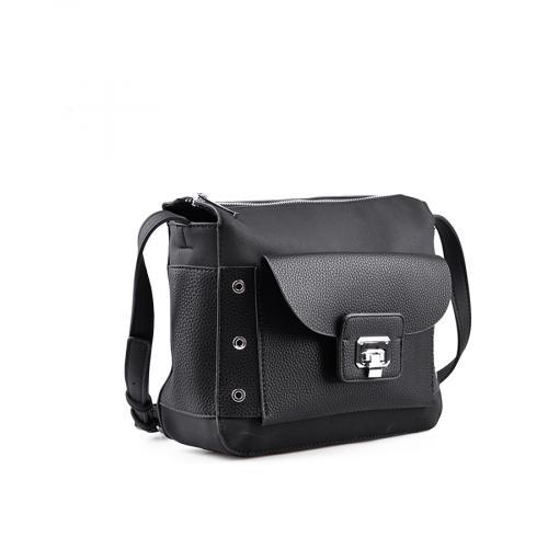 дамска ежедневна чанта черна 0134297