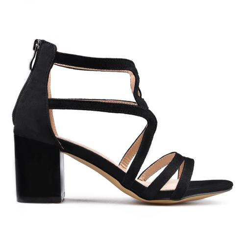 Дамски сандали на висок ток 0133630