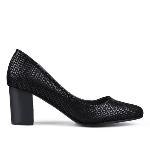 дамски елегантни обувки черни 0133125