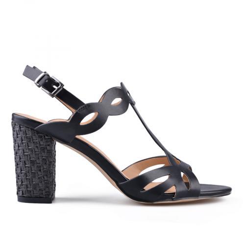 Дамски сандали на висок ток 0133735