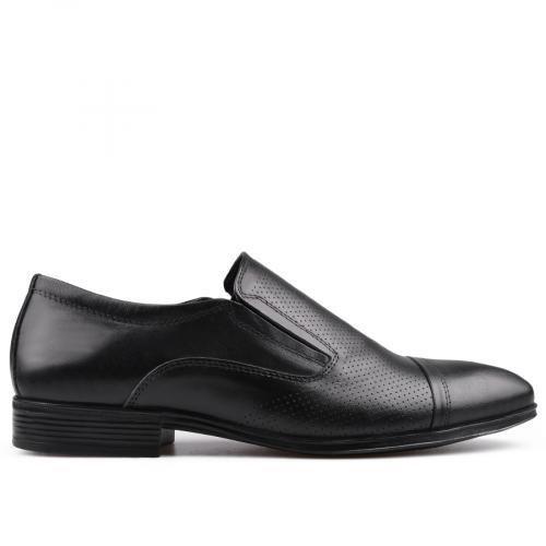 мъжки елегантни обувки черни 0134841