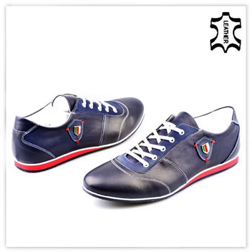 Мъжки ежедневни обувки 0121444
