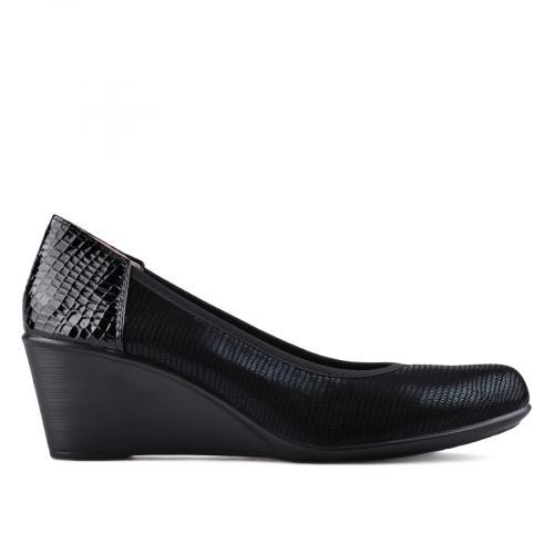 дамски ежедневни обувки черни 0129571