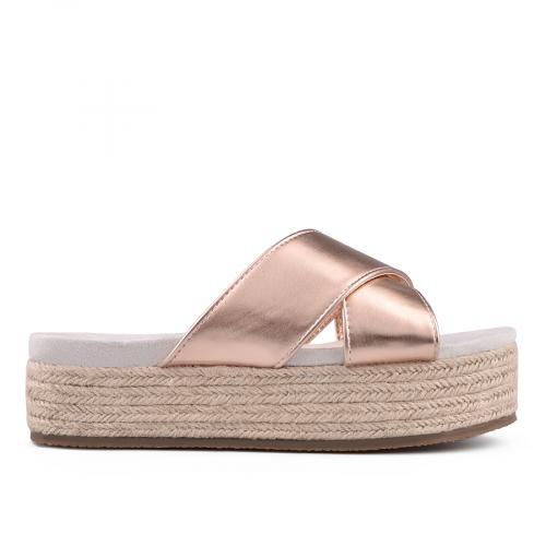 Дамски сандали с платформи 0134052