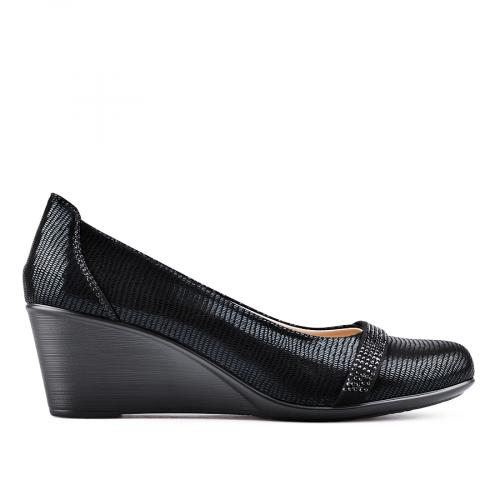 дамски ежедневни обувки черни 0129570