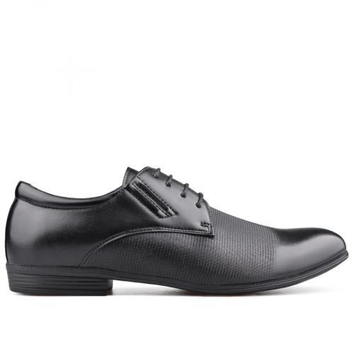 мъжки елегантни обувки черни 0133239
