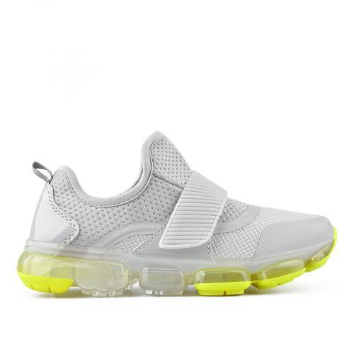 дамски ежедневни обувки сиви 0136902