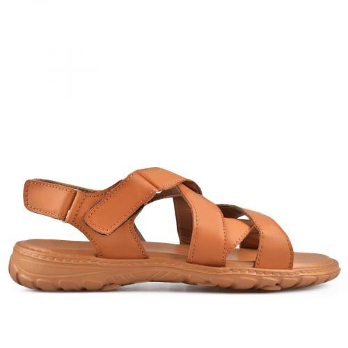 мъжки сандали кафяви 0137292