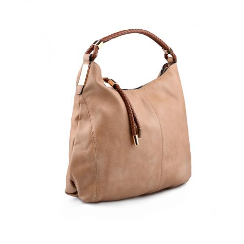 дамска ежедневна чанта кафява 0134335